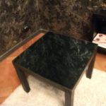 Реставрация столика из Икеи