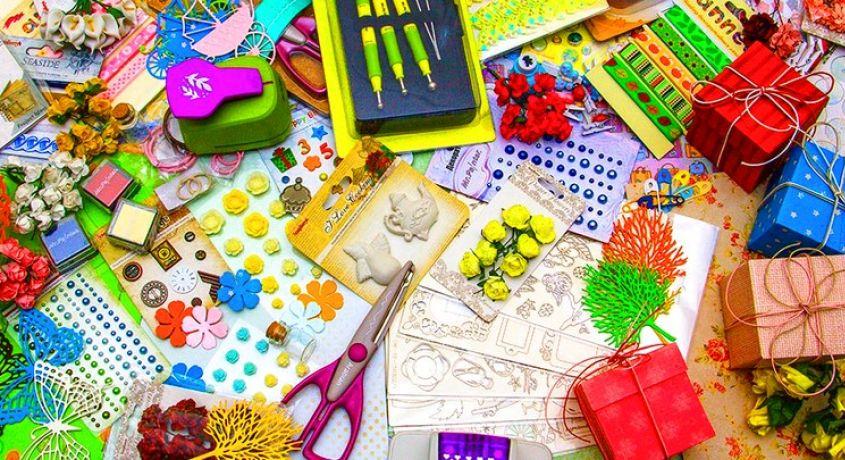 Товары для рукоделия и творчества: залог качества, доступные цены