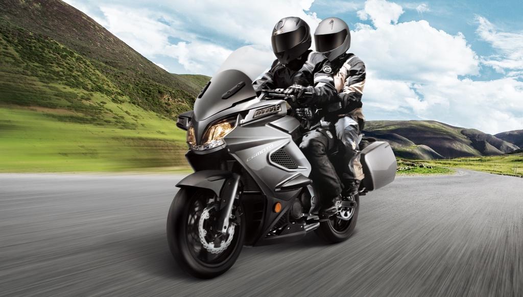 Актуальные модели туристических мотоциклов