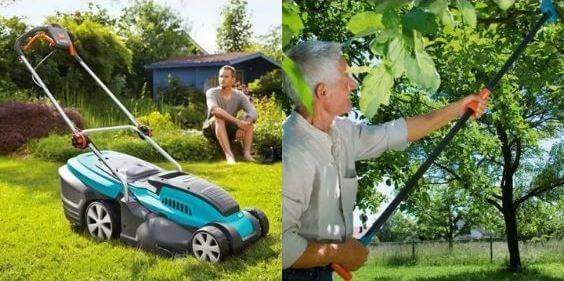 Садовая техника Gardena – выбор людей, которые ценят качество