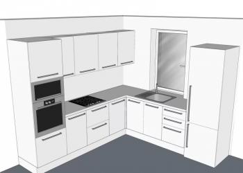 Как нарисовать кухню онлайн?