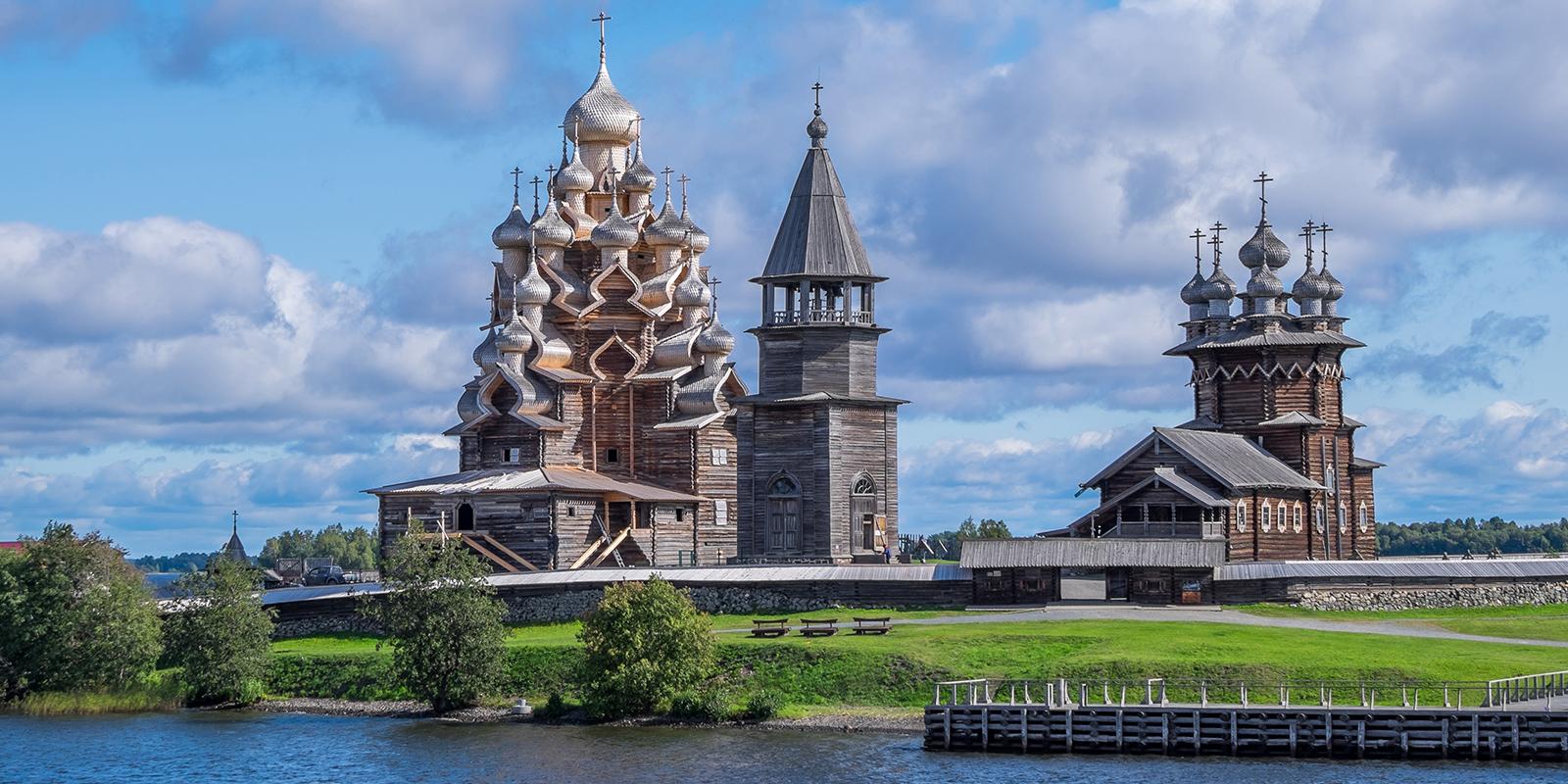 Главные экскурсионные места в России