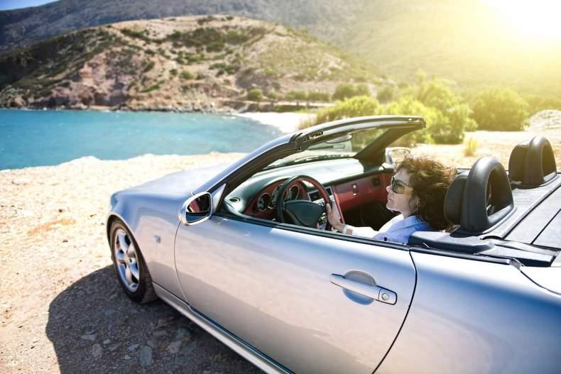 права для аренды авто в европе