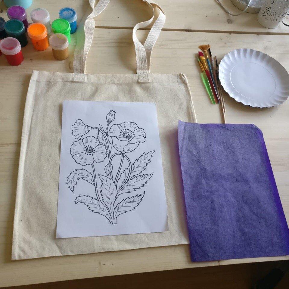 Тканевая сумка своими руками: выбор материла для пошива