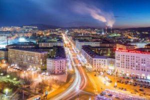 Где лучше жить в Мурманске?
