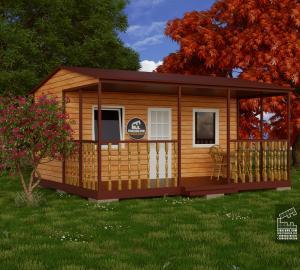 Модульные дачные домики: советы по выбору