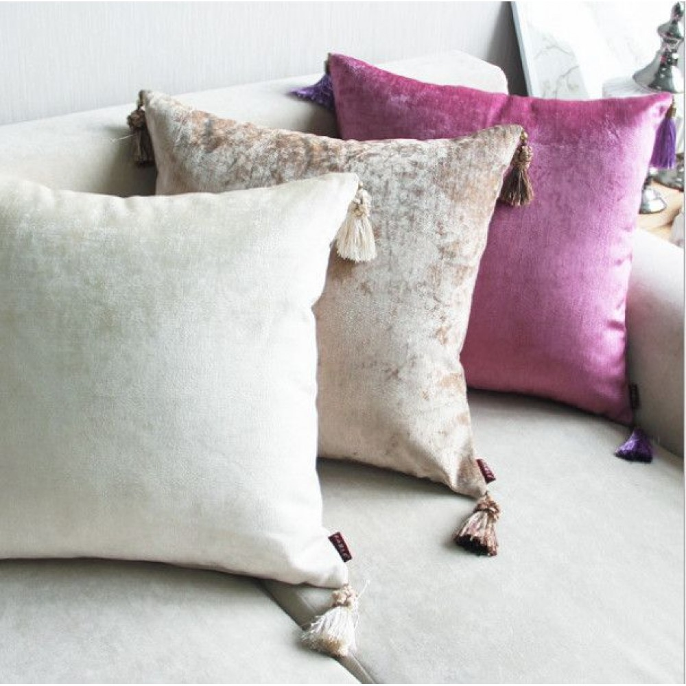 Какие бывают декоративные подушки?