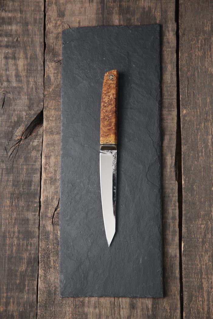 Достоинства ножей ручной работы