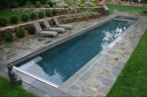 Как построить бассейн в доме?