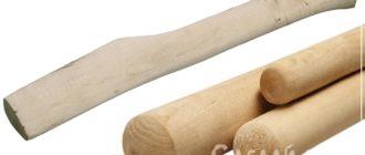 Способы обработки и защиты черенка и топорища лопаты в домашних условиях