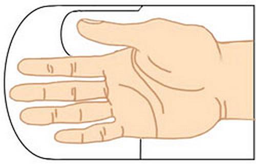 Меховые варежки своими руками